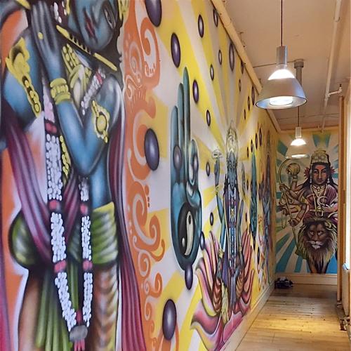 Goodess Graffities, NYC